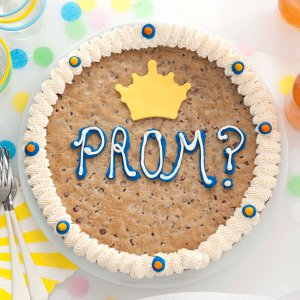 Prom Cookie Cake